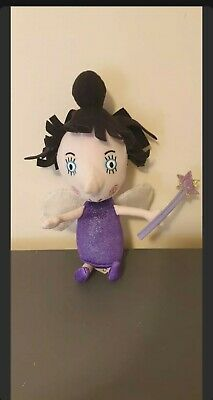 £24.99 • Buy Rare Talking Nanny Plum Soft Plush Toy Ben And Holly Little Kingdom