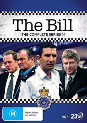 £82.19 • Buy THE BILL - THE COMPLETE SERIES 14 {Region 0 DVD}