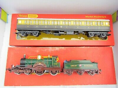 £21 • Buy Triang Hornby Lord Of The Isles  Loco +  Gwr Coach Boxed