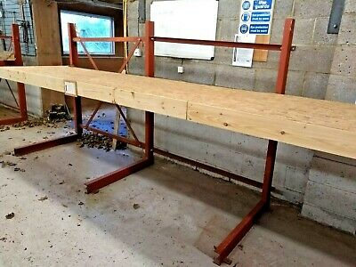 £175 • Buy Heavy Duty Custom Made Cantilever Spur Racking Single And Double Sided