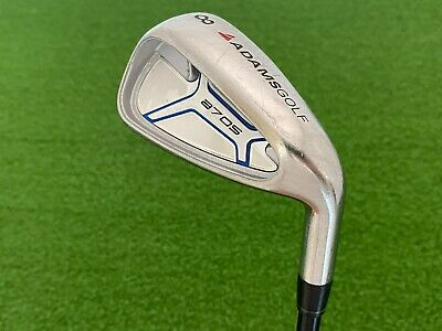AU46.72 • Buy Adams Golf IDEA A7OS (8) IRON Right Handed Graphite ProLaunch Axis REGULAR Used