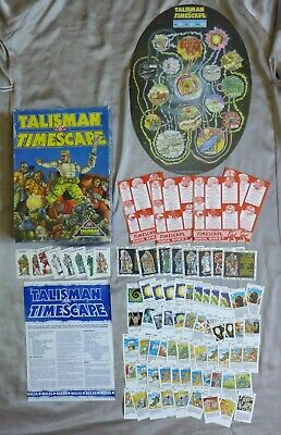 £49.99 • Buy Talisman Timescape 1988 Expansion For 2nd Edition Boxed And 100% Complete VGC