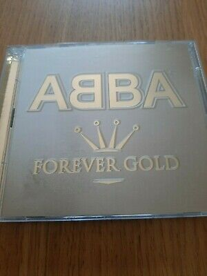 £0.84 • Buy ABBA - Forever Gold - Greatest Hits (Double CD Album) 1996 Polydor 39 Tracks
