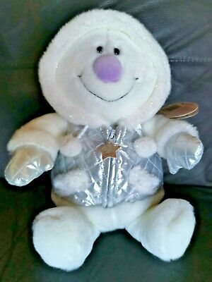 £13.99 • Buy Vintage Tesco Chilly And Friends Medium Snowman 11  High 2004 With Tags