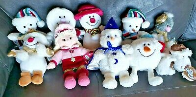 £31.99 • Buy Vintage Tesco Chilly And Friends Job Lot 10 Small Characters Various Years