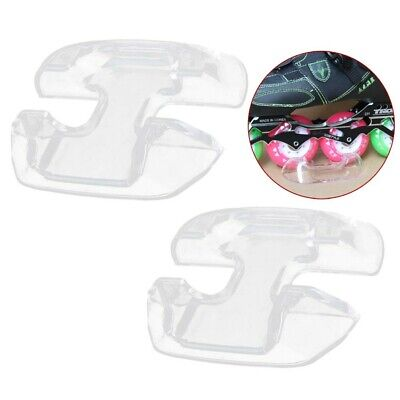 AU12.83 • Buy 2 PCS Small Durable Hockey/Inline Skate Shoes Display Rack Stand - Transparent