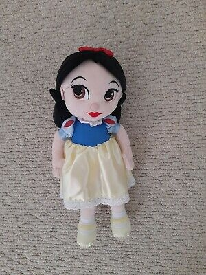 £6.75 • Buy Disney Store Snow White Soft Body Plush Toy Doll - Immaculate