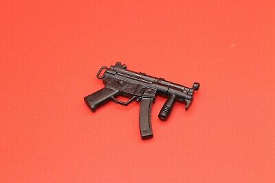 £5.99 • Buy  Vintage Action Man Repro SAS Heckler And Kock MP5 K SMG 1/6th Toy