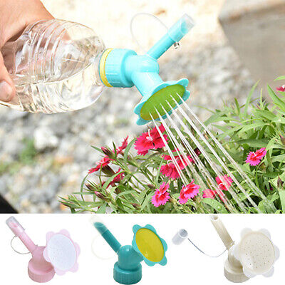 £3.14 • Buy Mini Bottle Cap Sprinkler Nozzle Plastic Watering Can Spout Plant Watering Can