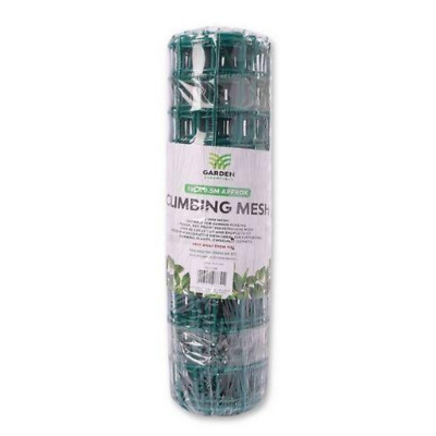 £9.99 • Buy FabFinds Garden Fencing Wire Mesh Netting Climbing Plastic Support For Plant 5M