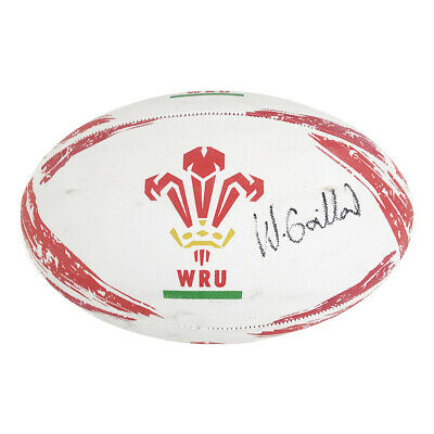 £149.99 • Buy Warren Gatland Autograph - Signed Wales Rugby Icon Ball +COA
