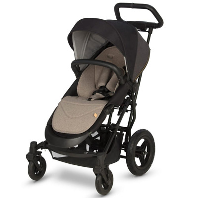 £470 • Buy Micralite SmartFold Pushchair – Carbon - Quick Fold Air Filled Back Tyres