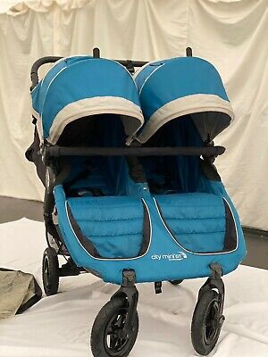 £170 • Buy Baby Jogger City Mini Gt Double Teal