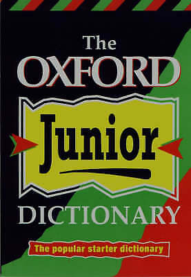 £3.89 • Buy Oxford Junior Dictionary,  , Good, FAST Delivery