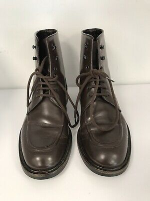 £85 • Buy Gucci Brown Leather Boots EUR 39