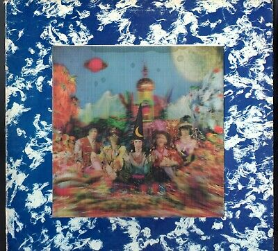 £18.03 • Buy Rolling Stones  Satanic Majesties  1967 US London Stereo LP W/ Lenticular Cover