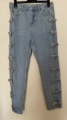 £14 • Buy Topshop Mom Jeans W30 L30