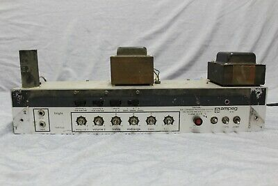 $ CDN310.84 • Buy Ampeg VT 40 Tube Guitar Amplifier Chassis AS IS PARTS REPAIR