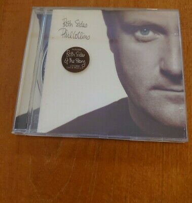 £3 • Buy Phil Collins : Both Sides Very Good Condition (CD 1993)