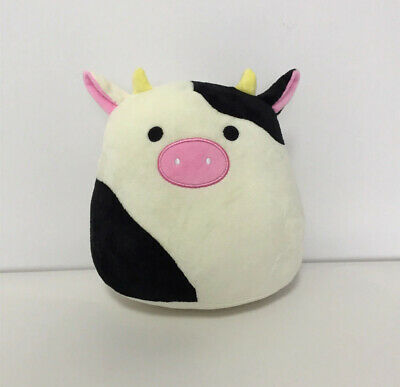 $ CDN31.55 • Buy Squishmallow 12  Connor The Cow Plush Soft & Cuddle Doll New Toy Gift Kids 30cm