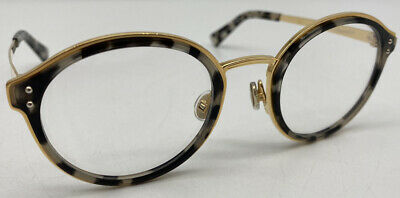 £79.95 • Buy Dior Exquise O3 Christian Dior Paris Glasses Frames Gold Tortoise Fast Shipping