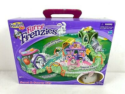 £25.43 • Buy NEW 2010 Hasbro FurReal Furry Frenzies Scoot & Scurry City Set Tizzy # 20728