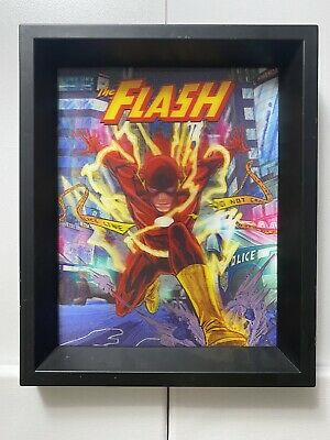 £14.06 • Buy The Flash Hologram Picture Wall Decor