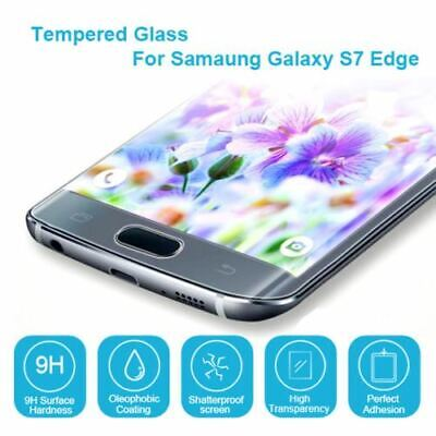 $ CDN4.27 • Buy Tempered Glass Screen Protector For Samsung Galaxy S7 Edge G935F Clear