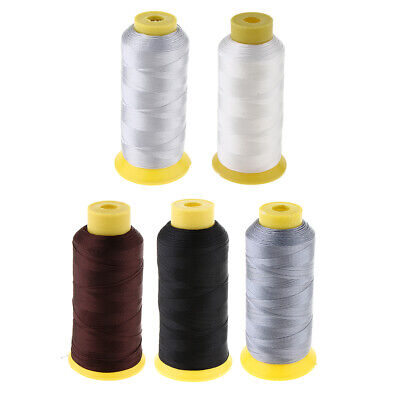 £4.89 • Buy 900 Meters 210D Strong Bonded Nylon Leather Sewing Threads For Canvas Tent