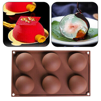 £4.79 • Buy Silicone Cake Mold Candy Diamond Crystals Gems Mould Chocolate Bakeware Tool