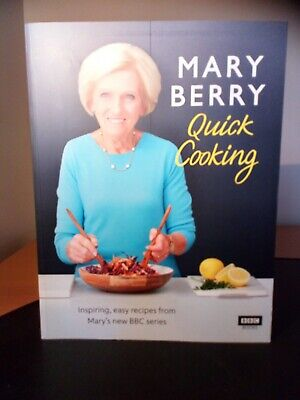 £5 • Buy Mary Berry   Quick Cooking   Cookbook.