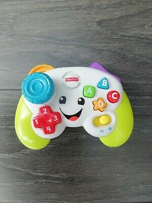 £5 • Buy Fisher Price Game & Learn Controller Baby Toy