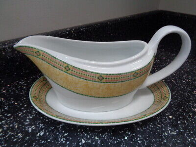£18.50 • Buy Wedgwood Home Florence Gravy Boat And Stand