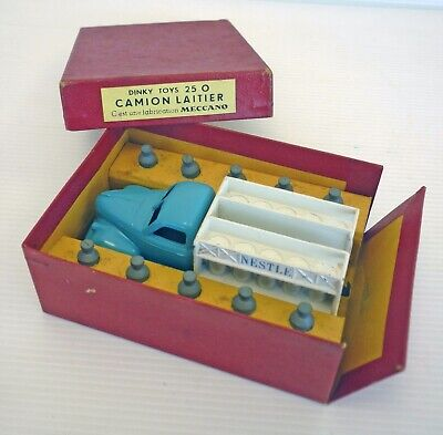 £141.60 • Buy French Dinky Toys Camion Laitier 25O All Original