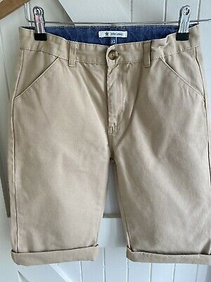 £8 • Buy John Lewis Chino Shorts Age 12 Sand Colour Excellent Condition Adj. Waist