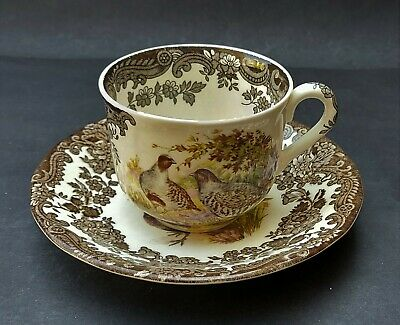 £7.99 • Buy Royal Worcester/palissy Game Series Cup And Saucer