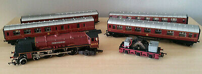 £19 • Buy Hornby 'oo' Br Lms Duchess Of Sutherland For Spares Or Repairs ~ Unboxed