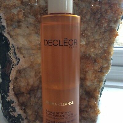 £15.99 • Buy Decleor Aroma Cleanse Bi Phase Cleansing Oil & Makeup Remover 200ml
