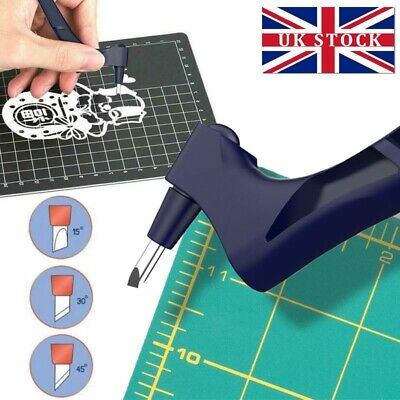 £1.99 • Buy Craft Cutting Tools With 360-degree Art Cutting For Scrapbooking Stencil NEW
