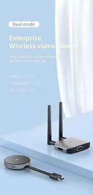 £124.99 • Buy Hagibis Wireless HDMI-compatible Video Transmitter & Receiver Extender Display