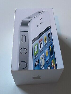 £0.99 • Buy IPhone 4s Empty Box With Unused Accessories Good Condition