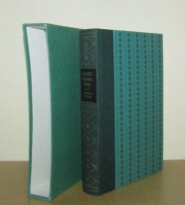 £24.95 • Buy Folio Society - Charles Dickens - The Old Curiosity Shop - 1st/1st (1987)