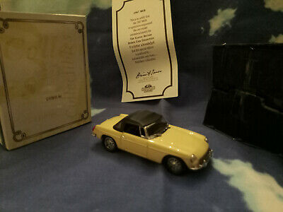 £12.90 • Buy MGB 1967 1/43 Scale Matchbox Collectibles DYB03-M