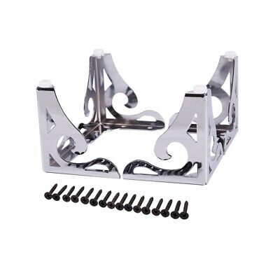 AU19.58 • Buy Hollow Out Modern Furniture Sofa Legs Metal For Sofa Table Cabinet Cupboard