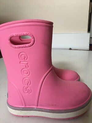£15.50 • Buy Crocs Boots Size 10 Used Once
