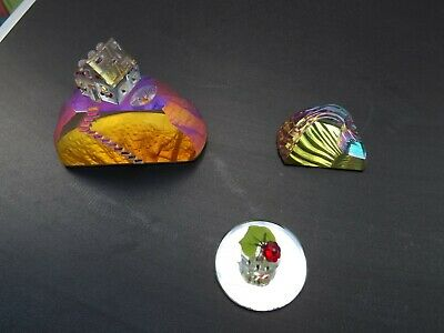 £10 • Buy Selection Of 3 Hadrian Crystal Items