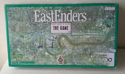 £15.99 • Buy Eastenders The Board Game Vintage London England Complete Family Fun Money Maker