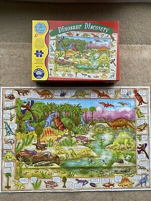 £5 • Buy Orchard Toys Dinosaur Discovery Puzzle
