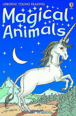 £5.99 • Buy Magical Animals (Usborne Young Readers), Watson, Carol , Very Good, FAST Deliver