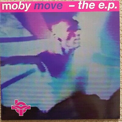 £10 • Buy Moby  Move  The Ep 12  Vinyl Excellent Condition Dance